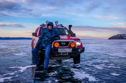 Traveling Siberia to film a short documentary for tv series - The Adventure Show