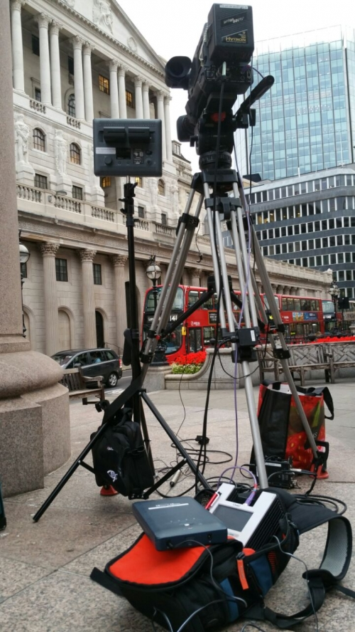 LIVEU Operator - with OWN CAM KIT