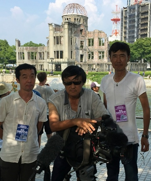 The ITM team led by Tomoo Itoh