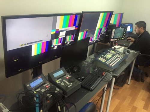 Ultra HD - 4K production for TRT4K