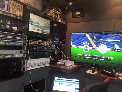 Ultra HD - 4K production for TRT4K
