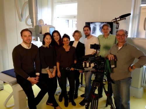 One of our regular UK clients requested two FS7 camera crews and a producer to shoot at the University Hospital in the beautiful South Germany city of Freiburg. We sent a couple of our Frankfurt-based crews down there!