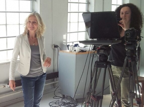 We had another request form one of loyal UK clients, Merchant Cantos. This time they needed a teleprompter and operator in Kassel, north of Frankfurt. No problem, we sent one of our teleprompting crews from Frankfurt to do the job.