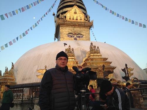 Documentary Cameraman Jan Polak