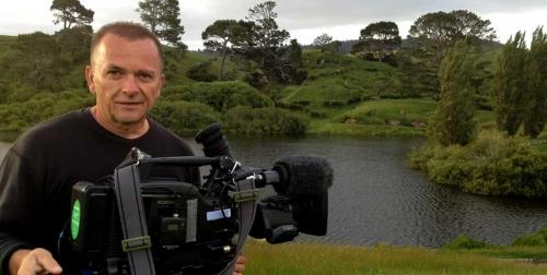 New Zealand-Auckland  Cameraman-DoP Jan Polak