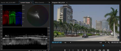 Editing Baía de Launda