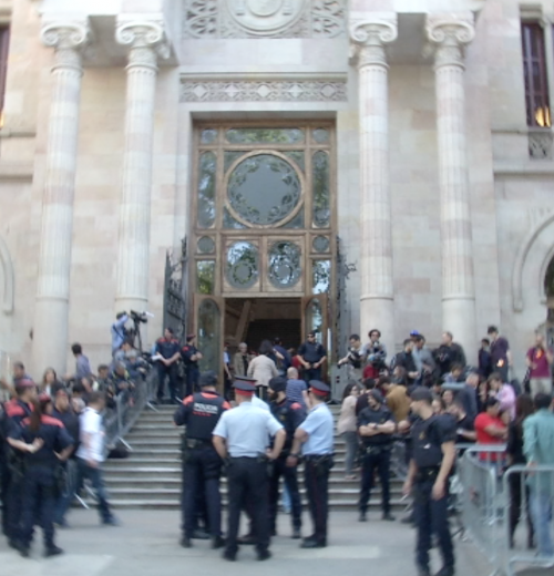 Barcelona Court