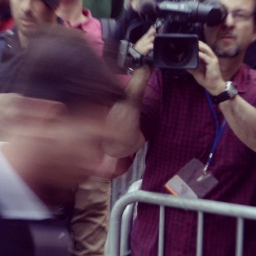 Leo Messi in Court
