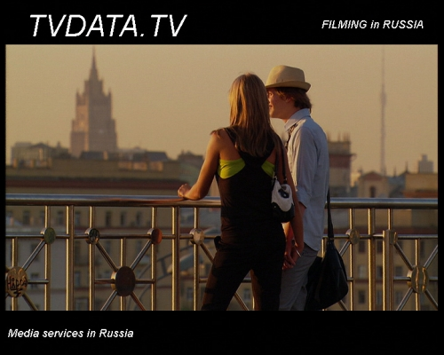 We are RUSSIAN leading filming company for TV and Movie production