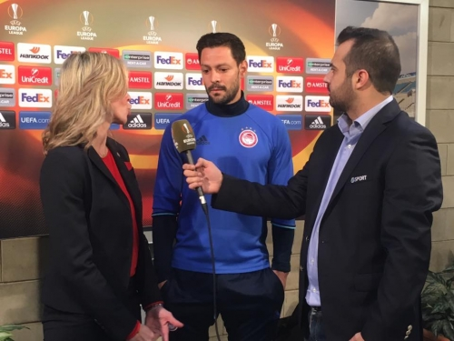 UEFA Europa League with ENG and Unilateral Production coverage