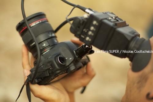 DSLR filming