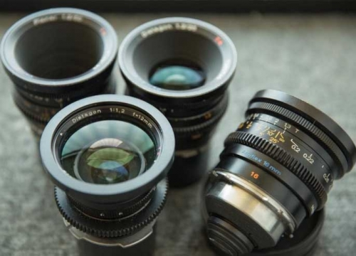 cinema primes lenses hire spain portugal