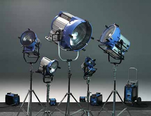 Film lighting hire spain portugal