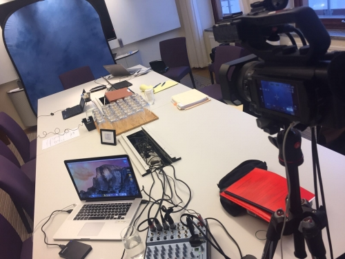 For some years now we have been providing legal videographers for American law firms holding depositions here in Europe. This time our Frankfurt based legal videographer recorded various depositions over 2 weeks in beautiful Stockholm.