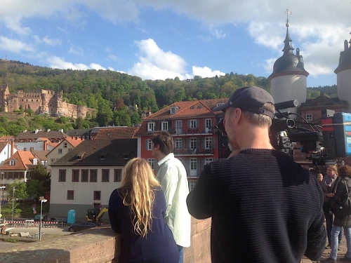 "We regularly provide English speaking fixers/translators for the US based TV show ""House Hunters International"" , which airs on HGTV. This time we ""fixed"" for a couple of weeks for an equally international crew from the USA, England and Germany, following couples in both Heidelberg and Nuremberg searching for new homes."