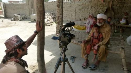 Shooting In Charadda