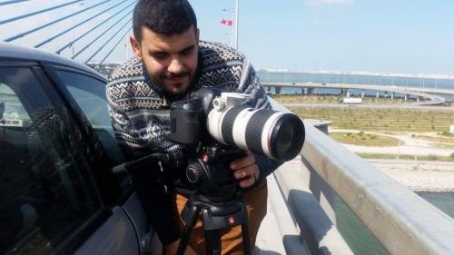 Shooting with 5d mark iii