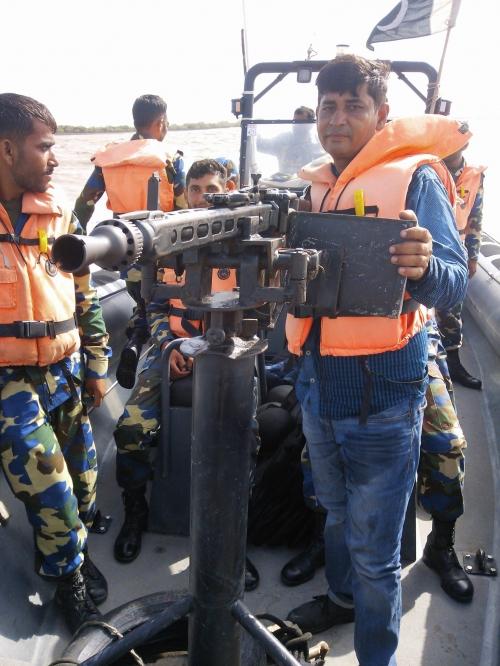 Pakistan Navy Exercise In Karachi