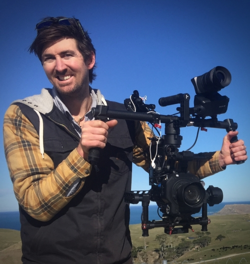 Filming with FS7 and Ronin Gimbal