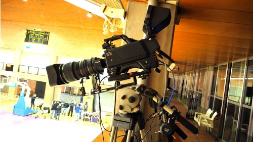 Panasonic 3500 HD Camera + Canon 40x + Full Servo