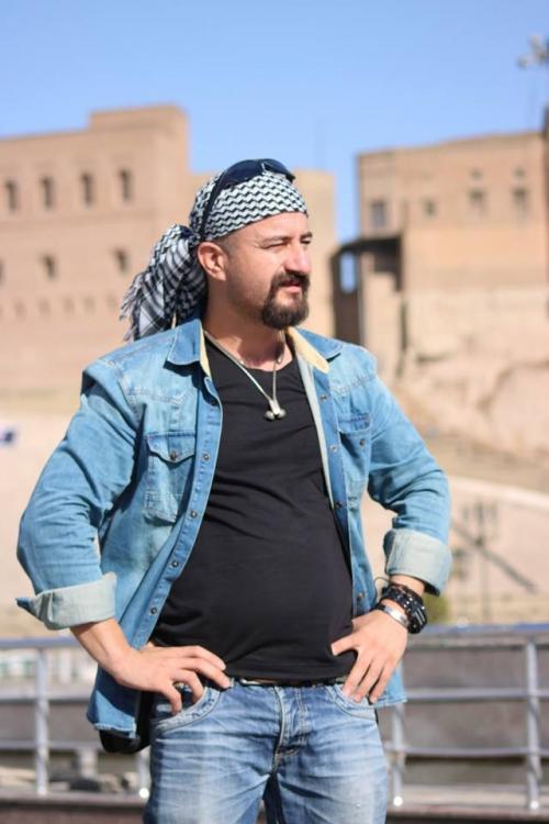 Front Of Erbil Citadel