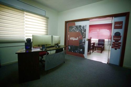 4D Media office