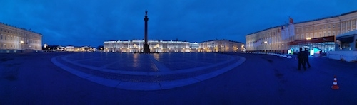 Saint Petersburg / Russia / Filming in all areas of Russia