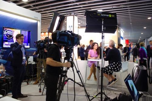Multi-Camera-Filming in Barcelona
