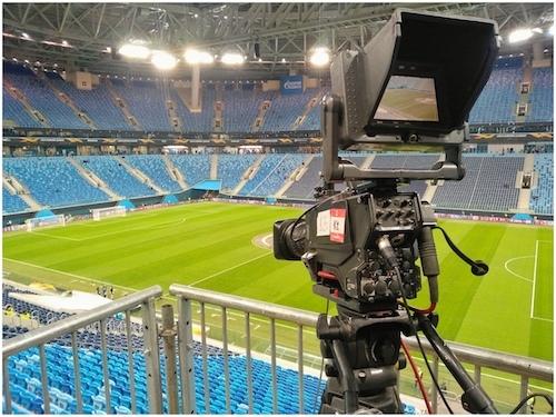 UEFA Cup Zenith-Villareal / www.russiancameracrew.com