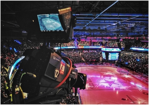 Ice Hockey / SKA - SPARTAK / bookingrussiancameracrew@gmail.com