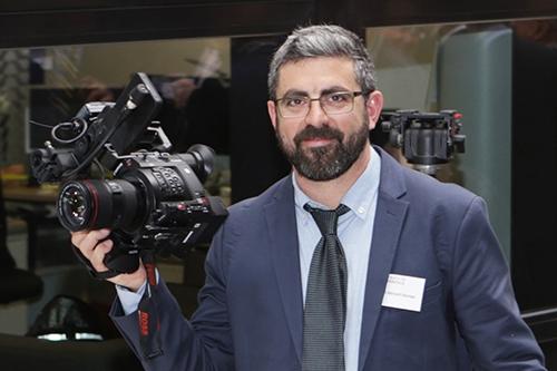 Canon C200. 4K, RAW, HD filming