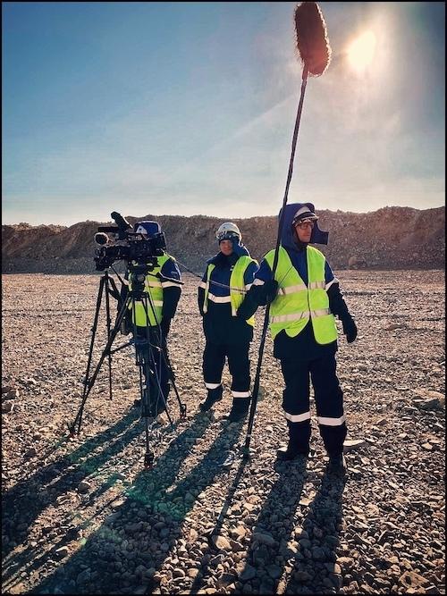 camera crew+equipment hire in all regions of Russia