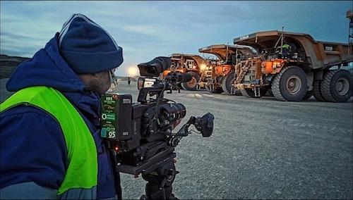 Sony fs 7 kit + Drone filming