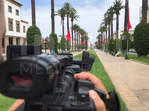 Working Day In RABAT