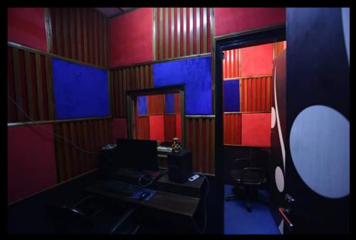 recording studio in Delhi