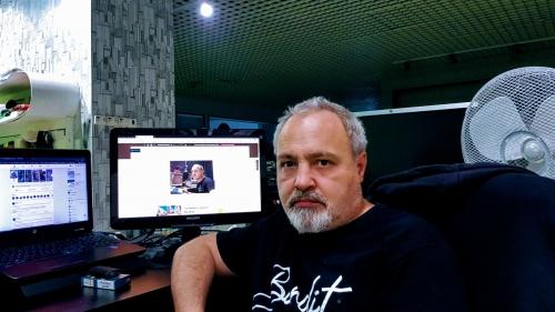 Dragos Tinta - fixer, production coordinator, production service
