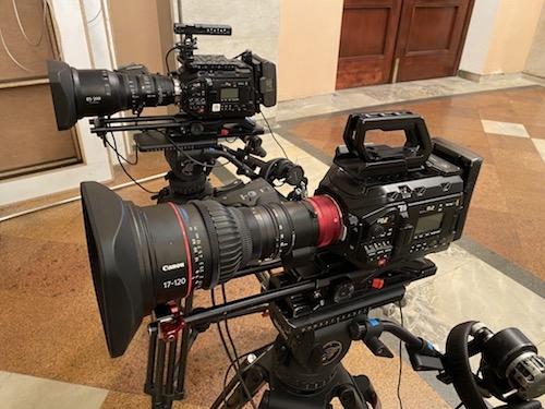Filming / Equipment / Crew / Drone