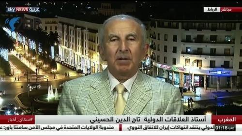 Live from ABP Agency Studios to Sky News Arabia tv