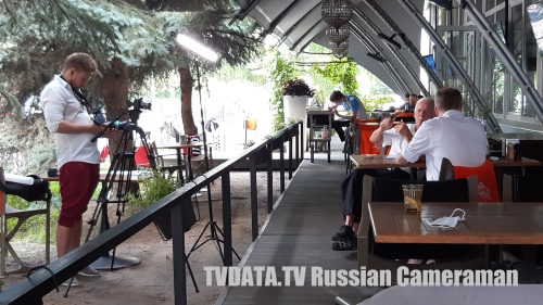 Moscow Camera Crews have filmed everything from corporate videos to reality shows. Info@tvdata.tv
