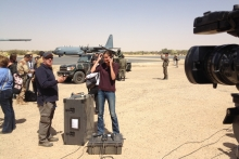 Freelenstv.com: Live Stand Up on Timbuktu Airport