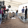 Outdoor Live Show for NHK Japan