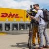 Camera crew in Bonn