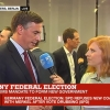 IHA covering the German elections from various locations