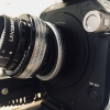 Filming with the Lensbaby for ESA in the Netherlands