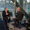 LiveU camera crew in Frankfurt