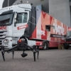Aerial Filming for Match TV / Football Match Zenit-Spartak