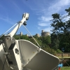 Remote internet & comms are not a problem with our Cobham Ka-sat uplink system