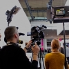 Camera Crews for different clients at Mobile World Congress 2019 in Barcelona