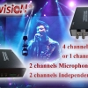 4 channels 3GSDI or 1 channel 4K + 2 channels Audio + two channels Independent 1000M IP