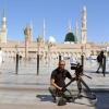 madinah saudi arabia work in mousq Haram